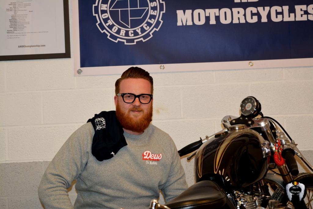 Gallows Motorcycles visiting KD