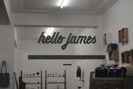 Hello James