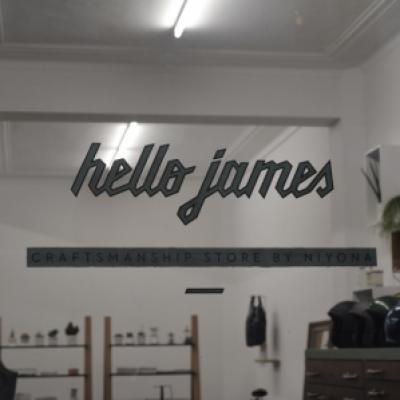 Hello James 2015