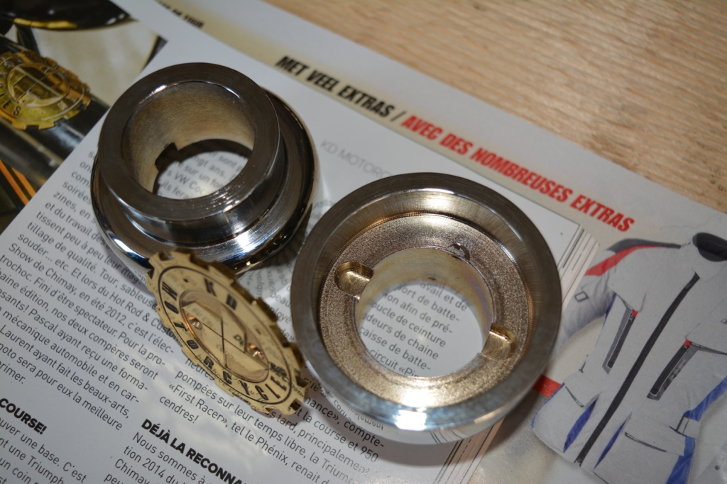 Bearing cages chroming2